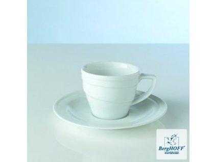 BergHOFF Porcelánová šálka s tanierikom 180 ml