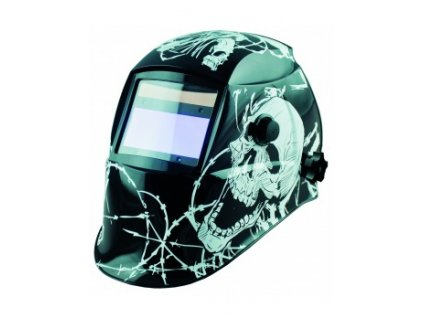 TECHSOLUTION zváracia  kukla TS-616 wire skull  SERVIS EXCLUSIVE