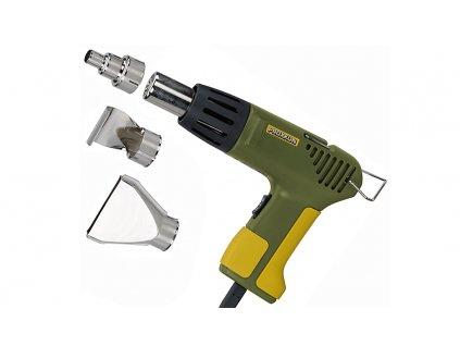 PROXXON Teplovzdušná pištol MICROMOT MH 550 27130  SERVIS EXCLUSIVE