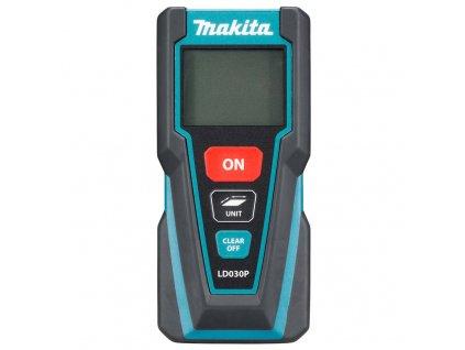 MAKITA LD030P Laserový diaľkomer  SERVIS EXCLUSIVE | Rozšírenie záruky na 3 roky zadarmo