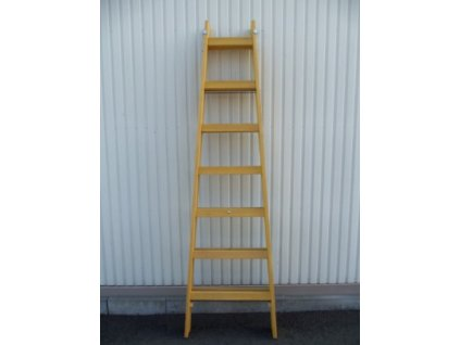 ALVE 2803 Drevený rebrík dvojdielny /ŠTAFLE/  SERVIS EXCLUSIVE