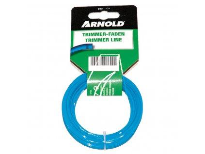 Arnold struna (čtvercový průřez) do vyžínače 15m/2 mm