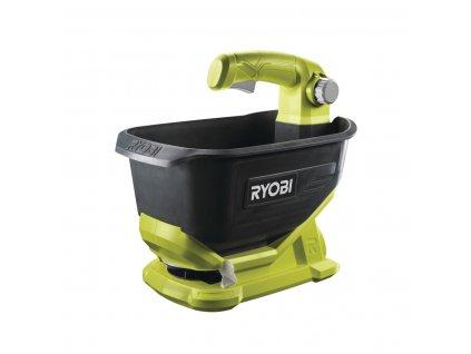 Ryobi OSS1800 aku 18 V rozmetač travního osiva, hnojiva, soli ONE+(bez baterie a nabíječky)
