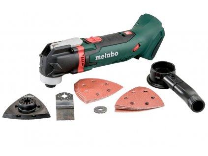 METABO MT 18 LTX Akumulátorové multitool (bez Aku)  SERVIS EXCLUSIVE | Rozšírenie záruky na 3 roky zadarmo