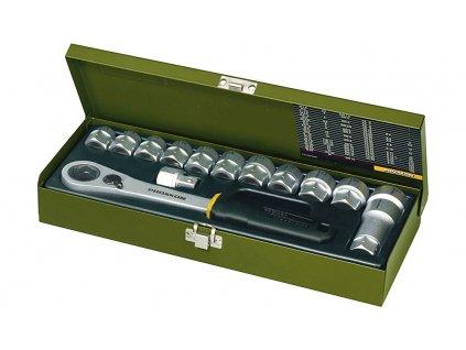PROXXON Gola sada 14 dielna s priechodzou račňou 13 - 27mm 23604  SERVIS EXCLUSIVE