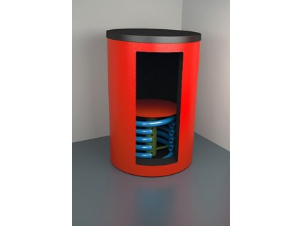 Stratifikačná akumulačná nádrž SS 1000 (izolácia v cene)