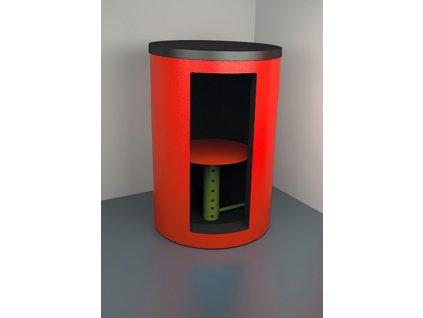 Stratifikačná akumulačná nádrž S 500 (izolácia v cene)  + VOUCHER - zľavový kupón