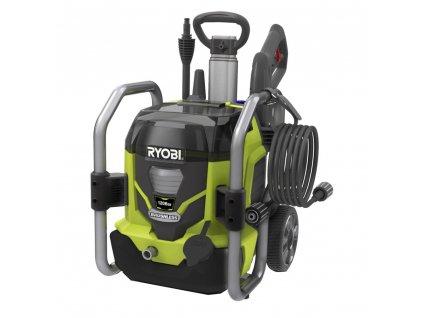 Ryobi RPW36120HI aku 36 V bezuhlíkový vysokotlaký čistič 120 bar