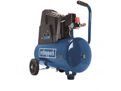 Scheppach HC 30 OX bezolejový kompresor 24 l
