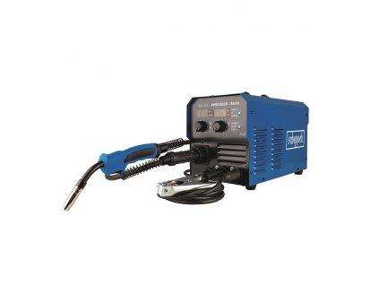 Scheppach WSE 5000 MULTI digitální multisvářečka MMA/MIG/TIG/drátová elektroda