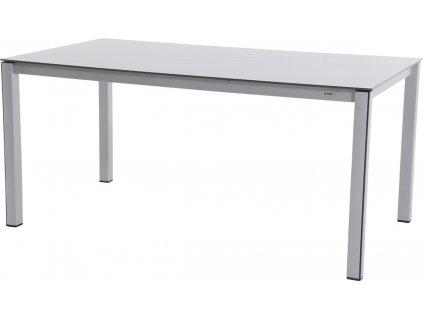MWH Elements Creatop-Lite hliníkový stůl 160 x 90 x 74 cm