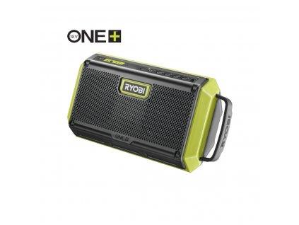 Ryobi RBT18-0 aku 18 V Bluetooth reproduktor ONE+(bez baterie a nabíječky)