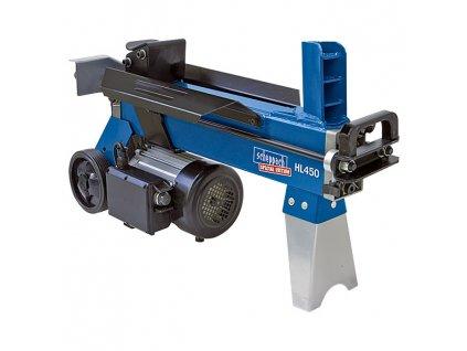 SCHEPPACH HL 450 Horizontálny štiepač dreva  SERVIS EXCLUSIVE