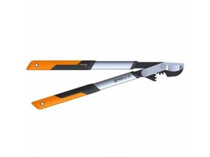 FISKARS Nožnice na silné konáre dvojčepeľové M PowerGear (112390)  SERVIS EXCLUSIVE