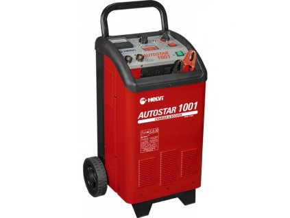 SOLUTION Nabíjačka s bezpečnostným automatickým štartom - trojfázová AUTOSTAR 1001