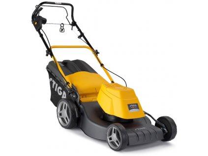 STIGA COMBI 48 E S elektrická rotačná kosačka s pojazdom  SERVIS EXCLUSIVE