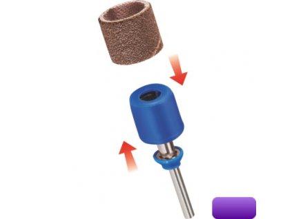 DREMEL EZ SpeedClic: upínací tŕň na brúsenie a brúsne pásy (SC407)