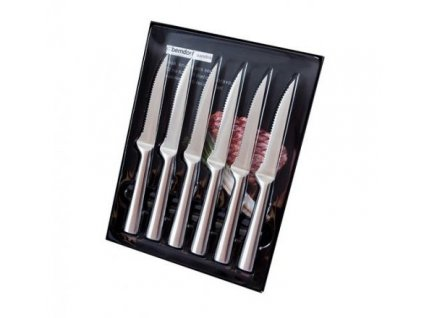 Berndorf Súprava nožov na steak 6dielna