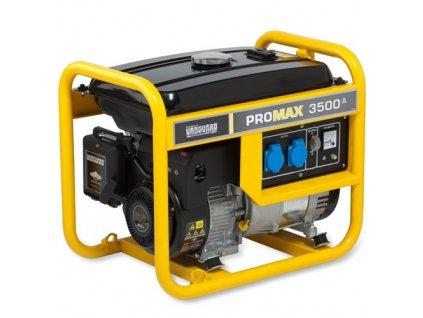 PRO MAX 3500 A jednofázová elektrocentrála 220 V