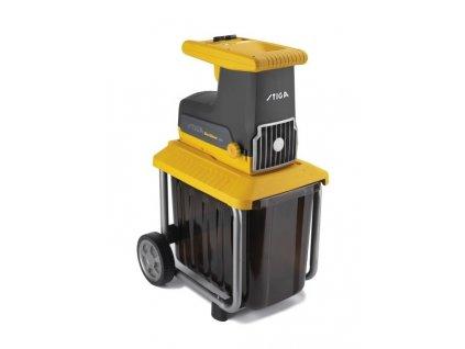 Drvič záhradného odpadu STIGA BIOSILENT 2500  SERVIS EXCLUSIVE