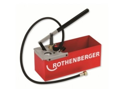 ROTHENBERGER TP 25  SERVIS EXCLUSIVE
