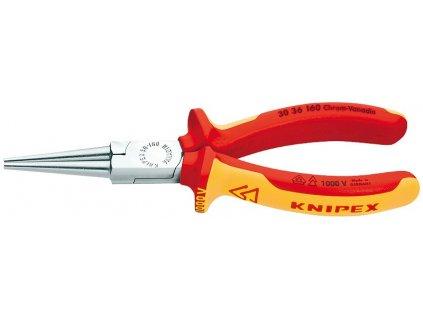 KNIPEX klieští typu Langback (s predĺženými čeľusťami) 160  SERVIS EXCLUSIVE