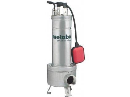 METABO SP 28-50 S Inox Čerpadlo na znečistenú vodu  SERVIS EXCLUSIVE | Rozšírenie záruky na 3 roky zadarmo