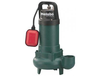 METABO SP 24-46 SG Čerpadlo na znečistenú vodu  + Rozšírenie záruky na 3 roky zadarmo.