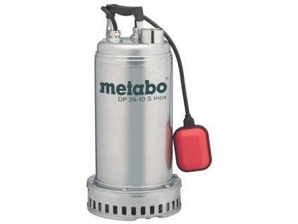 METABO DP 28-10 S Inox Drenážne čerpadlo  SERVIS EXCLUSIVE | Rozšírenie záruky na 3 roky zadarmo