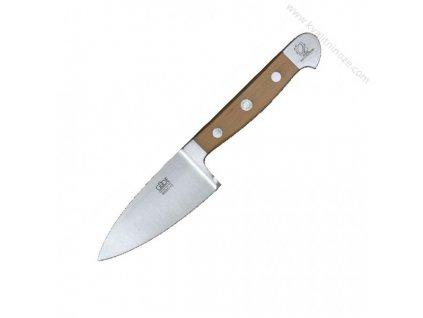 Nôž na tvrdý syr Alpha Hruška Güde Solingen 10 cm