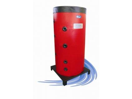 Akumulačná nádrž s výmenníkom ATTACK AS AS800K