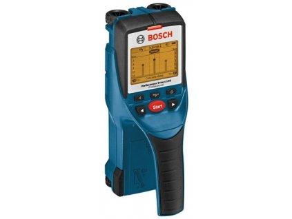 BOSCH Detektor Wallscanner D-tect 150  SERVIS EXCLUSIVE | Rozšírenie záruky na 3 roky zadarmo