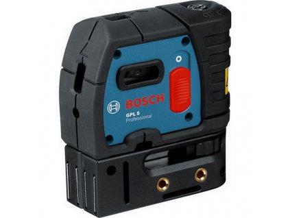 BOSCH GPL 5 Bodový laser  + SERVIS EXCLUSIVE + Rozšírenie záruky na 3 roky zadarmo