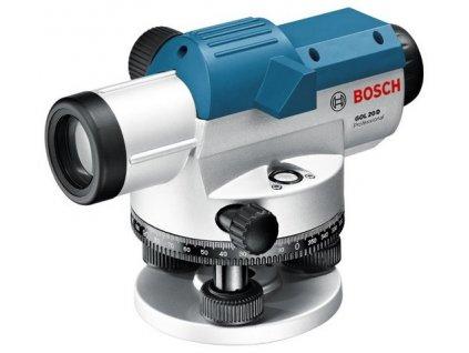 BOSCH GOL 20 D Professional Optický nivelačný prístroj  SERVIS EXCLUSIVE | Rozšírenie záruky na 3 roky zadarmo