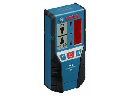 BOSCH LR 2 Laserový prijímač  + SERVIS EXCLUSIVE + Rozšírenie záruky na 3 roky zadarmo