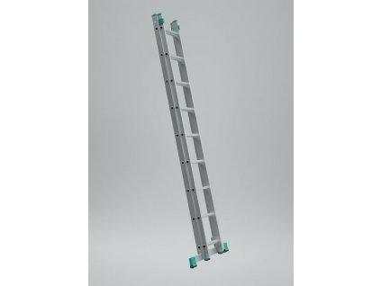 ALVE EUROSTYL 7511 Rebrík dvojdielny univerzálny  SERVIS EXCLUSIVE + VOUCHER - zľavový kupón