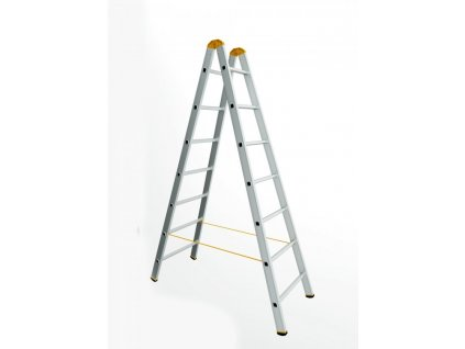 Rebrík štafla ALVE FORTE 2x14 (3,95m)