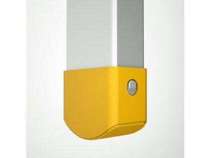 Schodíky obojstranné hliníkové ALVE EUROSTYL 2x8 (1,80m)