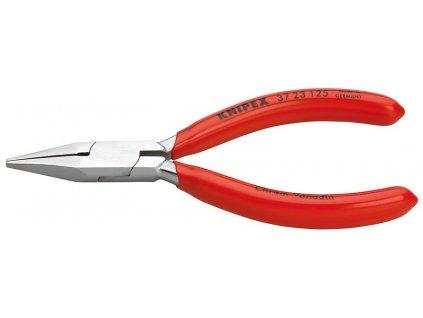 KNIPEX Kliešte pre uchopenie Pre jemnú mechaniku 125  SERVIS EXCLUSIVE