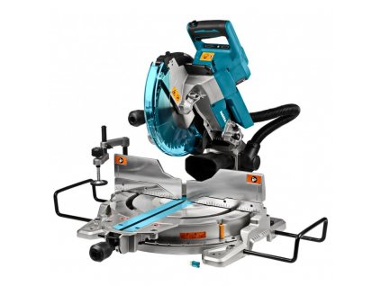 scie radiale makita dls111zu 36 v 2 x 18 v li ion o 255 mm machine nue[1]