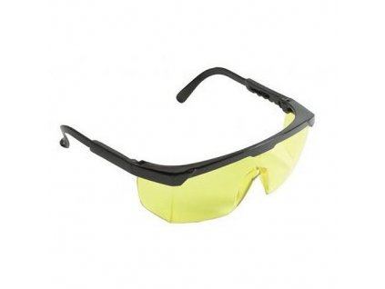 Okuliare Safetyco B507, žlté, ochranné