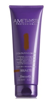 FarmaVita Amethyste Colouring Mask Brunette