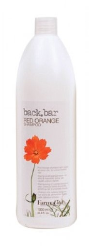 FarmaVita Back Bar Red Orange Shampoo 1000 ml
