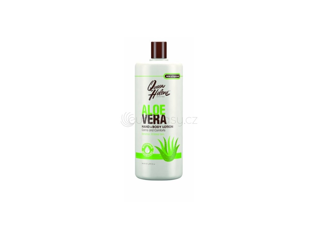 Queen Helene Aloe Vera Hand & Body Lotion 907 g