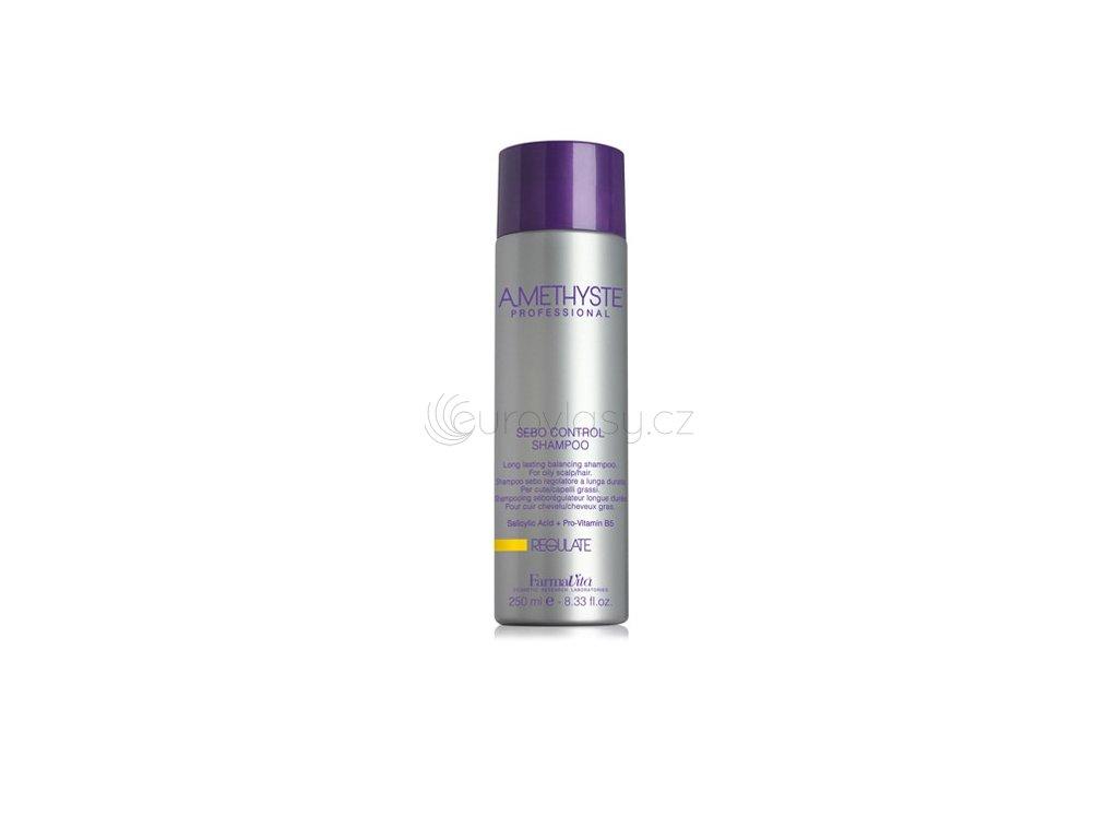 AMETH shampoo regulate