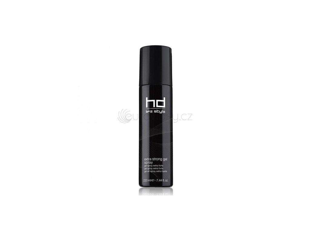 extra strong gel spray 220ml