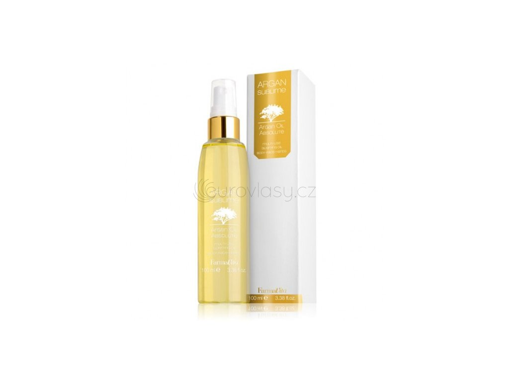 Argan Sublime Argan Oil Absolute - nemastný arganový olej 100 ml