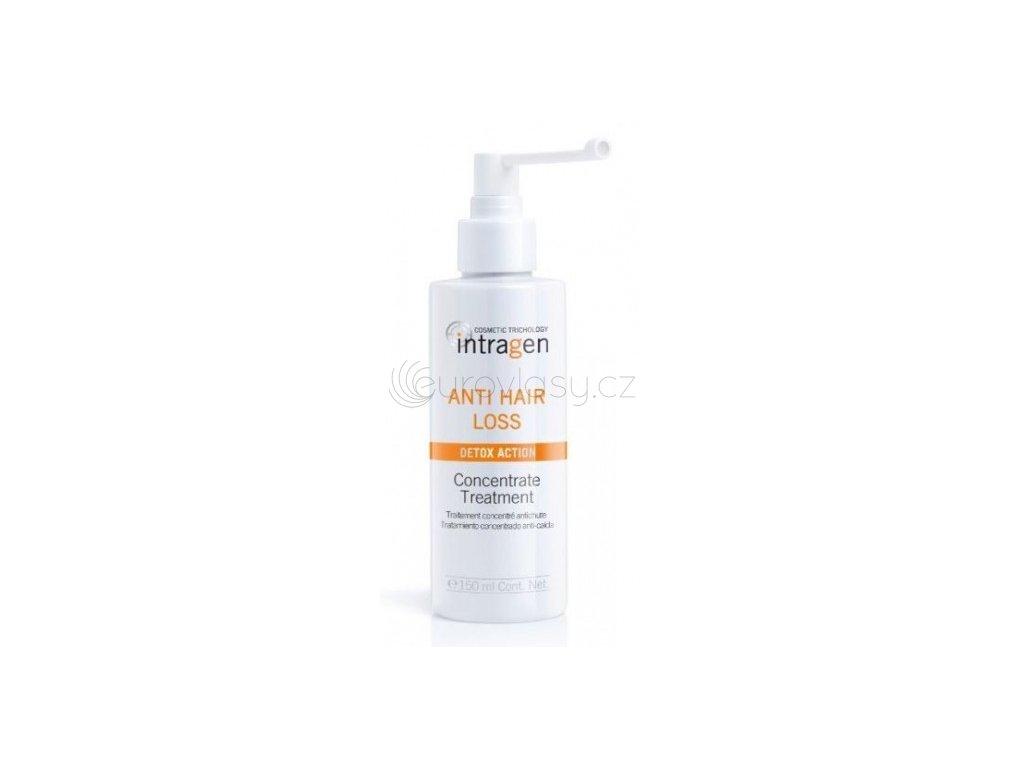 Revlon Intragen Anti Hair Loss Detox Action Concentrate Treatment 150 ml