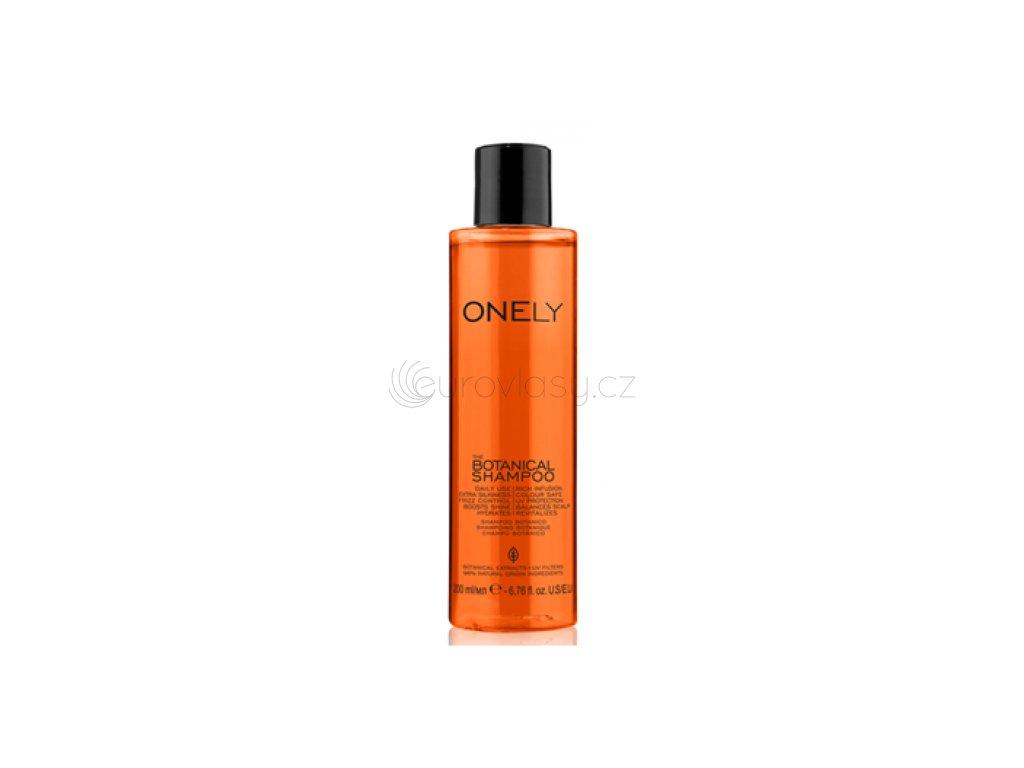 Onely The Botanical Shampoo - přírodní šampon 200 ml