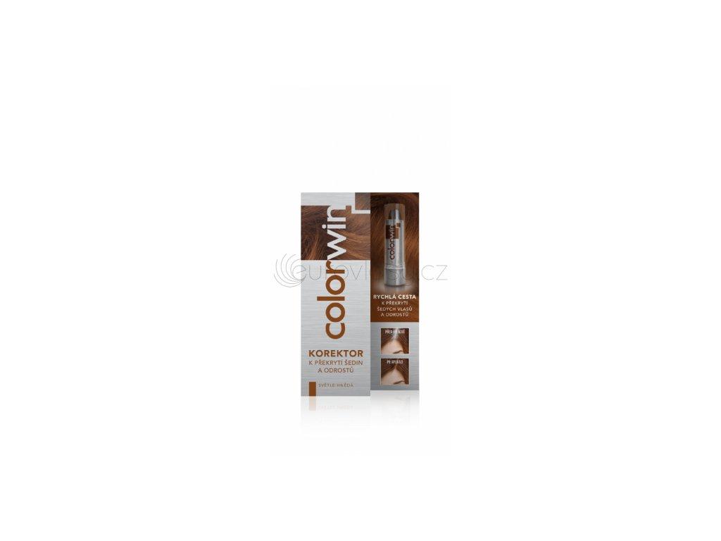 Colorwin Korektor - světle hnědá 4.6 g